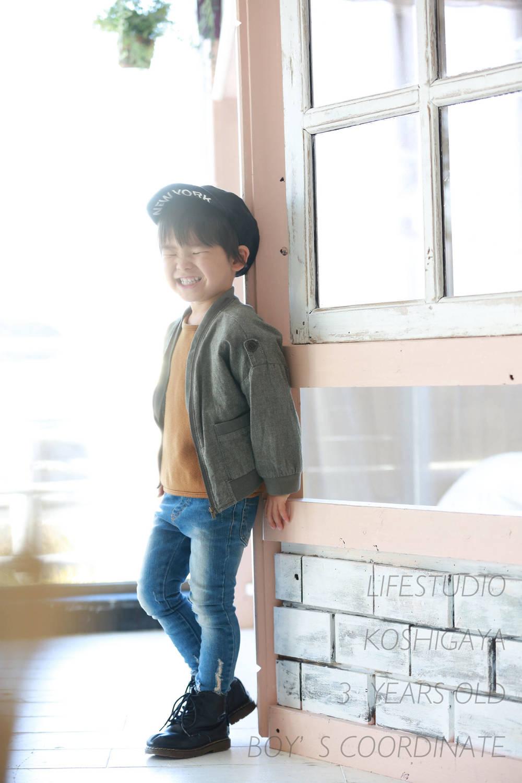 382de99e6c784 3歳男の子コーディネート◇ライフスタジオ越谷店◇3 - 越谷店|子供 ...