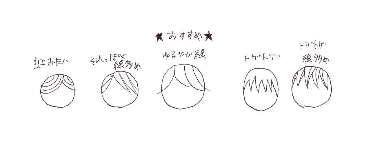 簡単かわいいボールペンイラストの描き方 高川夏子子供大人の